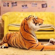Lifelike Tiger Plush Animal Doll Children Kids Stuffed Toy Christmas Gift Decor