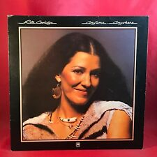RITA COOLIDGE Anytime...Anywhere 1977 UK Vinyl LP  EXCELLENT CONDITION b