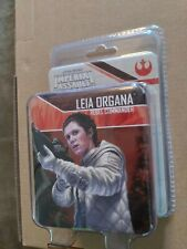 Star Wars Imperial Assault Leia Organa Rebel Ally Pack Board Game Expansion