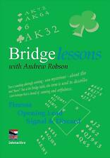 Bridge Lessons with Andrew Robson
