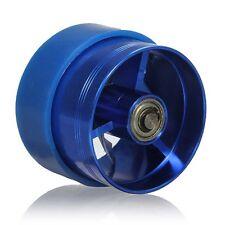 "2.5"" 2.9"" Car Supercharger Turbine Turbo Air Intake Fan Fuel Gas Saver Saving UK"