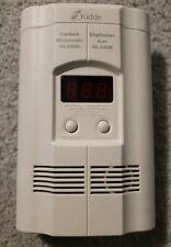 Kidde Carbon monoxide Explosive Gas Detector Alarm Sensor Plug In KN-COEG-3