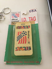 Vintage Soccer 94 World Cup Id Tag