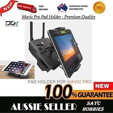 PGY DJI MAVIC Pro Platinum Air Spark Drone 7-10 Tablet Pad Holder Aluminium iPad