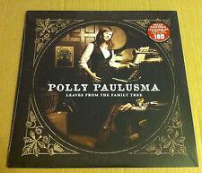 POLLY PAULUSMA Leaves From The Family Tree 180 GRAM Vinyl LP SEALED USA seller