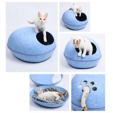 Cat Pet Cave Cat Cave Bed Cat Bed for Cats Kittens Pets New 2019 Cute U7L0