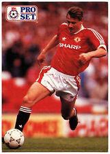 Andrei Kanchelskis Man. United #295 Pro Set Football 1991-2 Trade Card (C364)