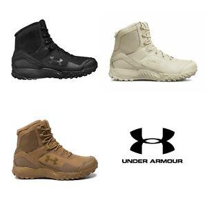 Under Armour VALSETZ RTS 1.5 Tactical Duty Boots Men's Tactical Shoes 3021034