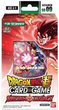 Dragon Ball Super TCG Saiyan Legacy Series 7 Assault of the Saiyans StarterDeck9