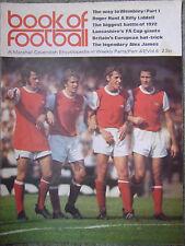 Book of Football (Marshall Cavendish) 1971 Part 47 Bolton Wande & Bristol Rovers