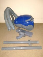 Cylinder Vacuum Cleaner + Hose + 2x Extension Pipes + Floor Tool, Tesco VC207
