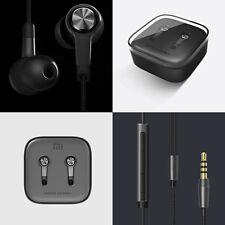 Xiaomi Mi Piston 3  In EAR Headphones V3 BLACK REDDOT AWARD designed.