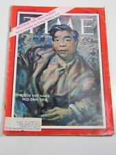 Time Magazine- August 4, 1961- South Viet Nam's Ngo Dinh Diem- Vintage