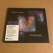 """Tangerine Dream """"Recurring Dreams"""" CD 2020 Sealed [Quantum Phaedra Stratosfear]"""