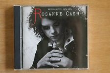 Rosanne Cash  ‎– Retrospective Hits 1979-1989     (Box C588)