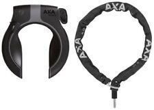AXA Defender Victory Rahmenschloss + Einsteckkette 100 cm ()