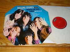 ROLLING STONES - THROUGH THE PAST DARKLY (SLK 16 625-P) / GIMMIX GERMANY-LP (EX)
