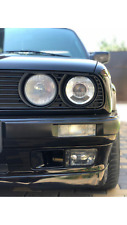 BMW e30 ZKW turn light signal lens WHITE.