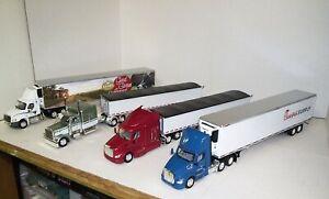 1/53 Set #14 - Includes 4 Die Cast Tonkin Replica Trucks - Details in Listing