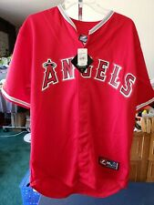 C.J. Wilson Los Angeles Angels of Anaheim Majestic Jersey size large