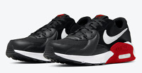 Nike Air Max Excee Shoes Black White Red CD4165-005 Men's NEW