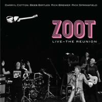 ZOOT (CD + DVD) LIVE - THE REUNION ~ DARYL COTTON~RICK SPRINGFIELD~BIRTLES *NEW*