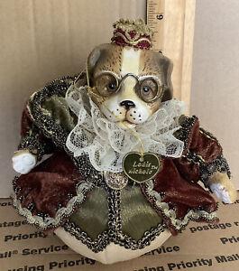 Louis Nichole Vintage Dog Ornament
