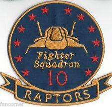 Battlestar Galactica Raptors ecusson brodé vu série BSG Raptors squadron patch