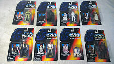 Star Wars POTF2 Power of the Force Japan 8x Figures Rare THX Booklets Price Drop