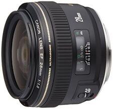 Canon Monofocal Lens Ef28Mm F1.8 Usm Full Size Corresponding