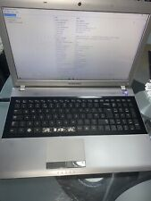 """Samsung RV511 15.6"""" INTEL CORE i3 500GB HDD Laptop , PEASE READ AND CHECK PHOTOS"""