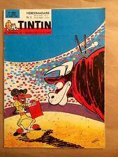 LE JOURNAL DE TINTIN - 856 : 18 mars 1965