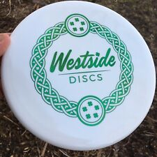 Westside Discs 2020 Le St Patrick's Day Themed Tournament Harp Disc Golf Putter!