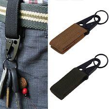 Backpack Carabiner Snap D-Ring Clip Locking Tactical Hiking Camping Tool SM