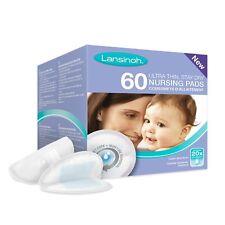 Lansinoh Breast Pads 60 Disposable Nursing Pad Maternity Breastfeeding Mothers