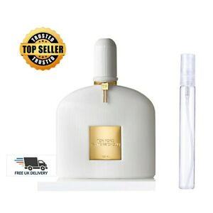 Tom Ford White Patchouli 10ml Spray Sample EDP - 100% GENUINE