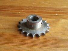 """PIÑÓN de cadena de rodillos clave de diámetro de 4SR30 30mm y 2 tornillos de GRUB 1//2/"""" Pitch 30 diente"""