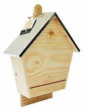 CozyGarden Bat House,Bat Box, Bat Nesting Box - Solid Fur Timber Construction .