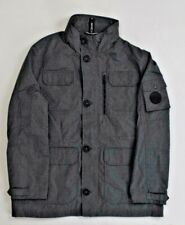 Nautica Men's 2-in-1 Jacket Charcoal Large