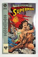 Superman The Death of Superman TPB 1st Edition 1 (1993) DC Comics