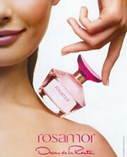 ROSAMOR BY OSCAR DE LA RENTA-WOMEN-EDT-SPRAY-3.4 OZ-100 ML-AUTHENTIC-MADE IN USA