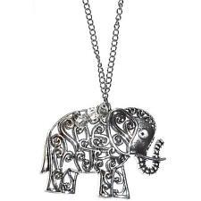 Rear View Mirror Charm - Hanging Ornament - Suncatcher (Elephant)