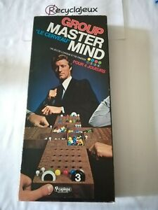jeu de société group mastermind 4 joueurs Capiepa complet TBE