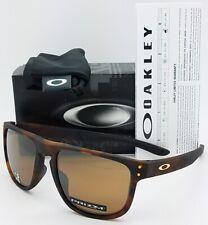 NEW Oakley Holbrook R sunglasses Tortoise Prizm Tungsten Polarized 9377-0655