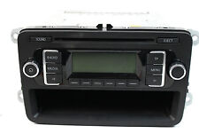 Autoradio VW Polo Passat Golf 5 6 Touran Radio RCD 210 MP3 5M0035156C CD defekt