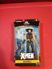 Marvel Legends Age of Apocalypse Weapon X Wolverine MISB