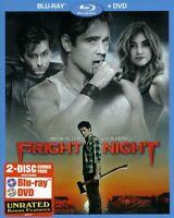 Fright Night [New Blu-ray] With DVD