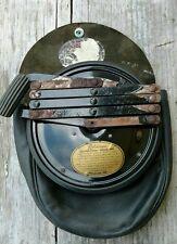 Vintage Rolatape Measuring Wheel Model 200 Original Case Made in USA