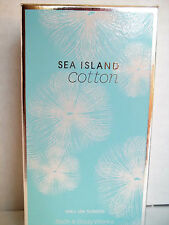 Bath Body Works SEA ISLAND COTTON Eau De Toilette EDT, 2.5 oz., NEW