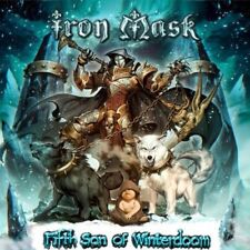 Iron Mask - Fifth Son of Winterdoom [New CD]